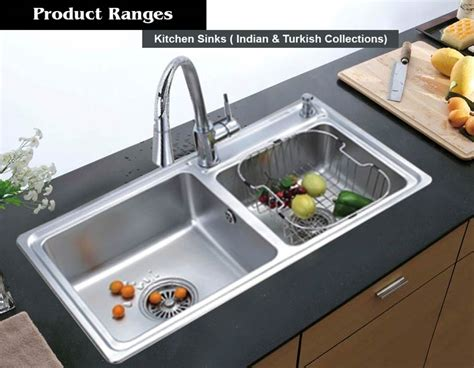 Kitchen Sink Models India Products Buy Kitchen Sink From Eurotech Baths And