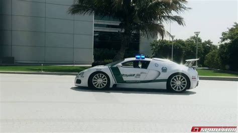 police bugatti dubai police adds bugatti veyron to supercar collection