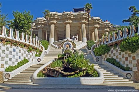 Traditional House Plan by Interesting Facts About Park Guell Just Fun Facts