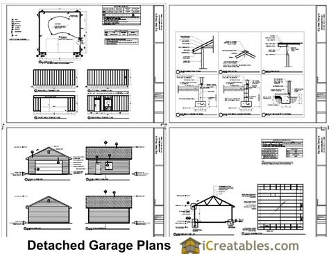 garage floor plans free 24x24 garage floor plan with 1 omahdesigns net