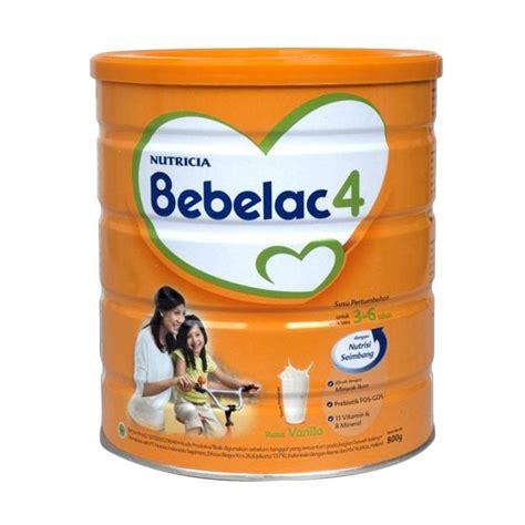 Nutricia Bebelac 3 Pertumbuhan Vanila 800gr T2909 jual bebelac 4 vanilla formula 800 g