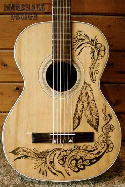 henna design guitar guitar henna on behance