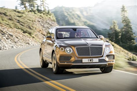 bentley bentayga 2017 2017 bentley bentayga is s most powerful most