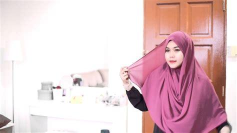 tutorial shawl labuh instagram tutorial shawl labuh 1 by nana macarona youtube