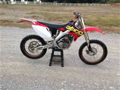 2006 honda crf250r crf 250 r for sale on 2040 motos