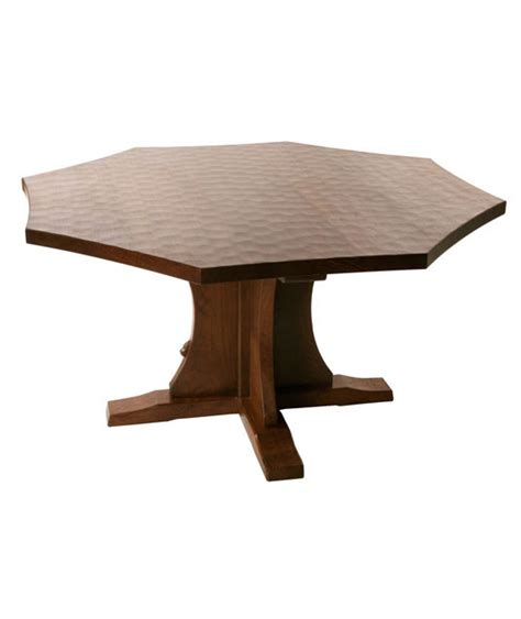 Shop Dining Tables Solid Oak Octagonal Dining Table Ta090 Shop