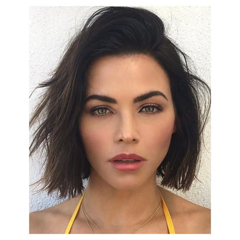 jenna dewan short hair jenna dewan tatum s hair just keeps getting shorter