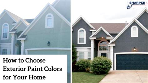 how to choose paint colors for your home interior awesome how to choose exterior paint colors contemporary