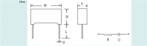 resistor capacitor unit resistor capacitor unit 28 images series rc units cti electronics transistor tester