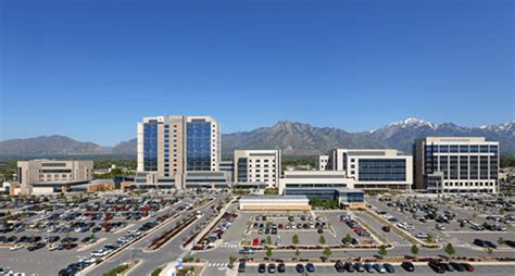 Murray Utah Detox Center by Compressed Air Profile Intermountain Healthcare
