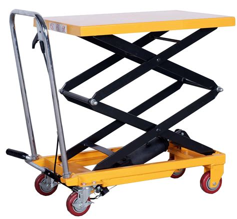 scissor lift table lift table capacity 350kg lifting height 1300mm tld350