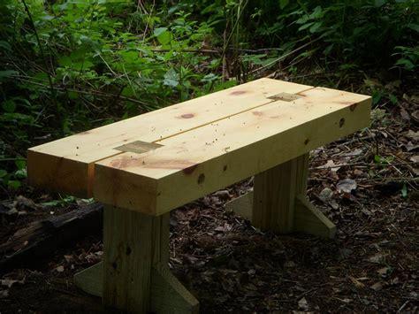 simple park bench plans ipad 201305