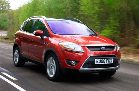 Comfortable 4x4 Ford Kuga 2008 2013 Review 2017 Autocar