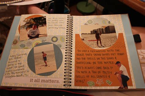 memory picture book diy memory book