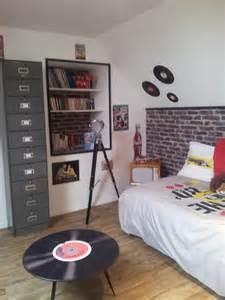 chambre vintage de zo 233 la d 233 co de deux