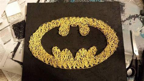 Batman String - batman string boys room ideas