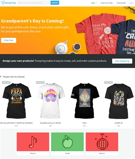design t shirt sell online teespring review design buy sell custom t shirts