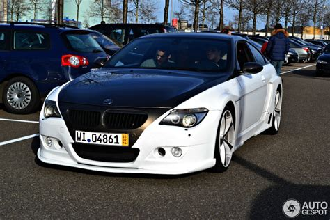 Bmw Butterfly Doors by Hamann Bmw M6 Has Lambo Doors In The Netherlands