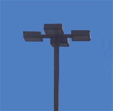 Hid Wallpack Lighting Midsouthlighting Com Light Pole Bolt Template