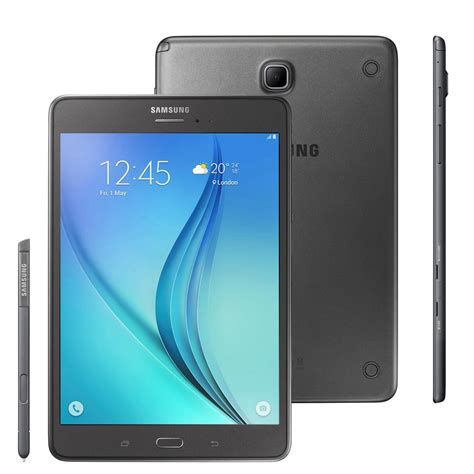 Tablet Samsung 2 Kamera Tablet Samsung Galaxy Tab A 4g Sm P355m S Pen Tela 8 16gb C 226 Mera 5mp Gps Android 5 0