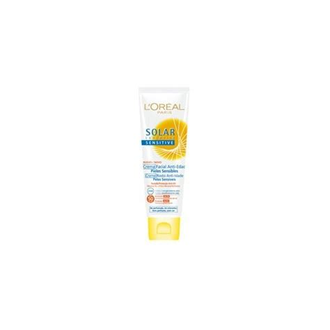 L Oreal Anti Aging l oreal expertise anti aging sensitive skin spf 50