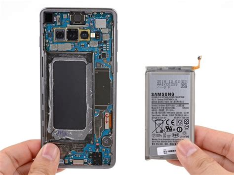 Samsung Galaxy S10 Screen Replacement by Samsung Galaxy S10 Battery Replacement Ifixit Repair Guide