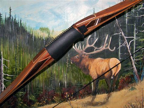 Handcrafted Longbows - james berry lake wa 99022