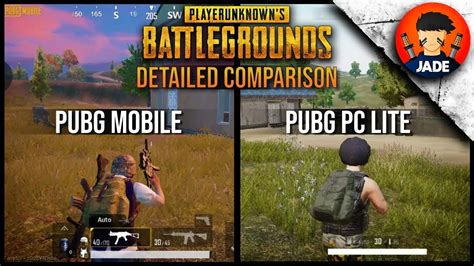 pubg pc lite  pubg mobile emulator detailed comparison