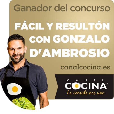 canal cocina concursos sweet addict