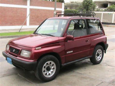 Suzuki Vitara 1995 Suzuki Vitara 1995 Image 88