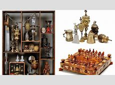 The Renaissance Artifact Collections That Are Back in ... Jumbo Shells