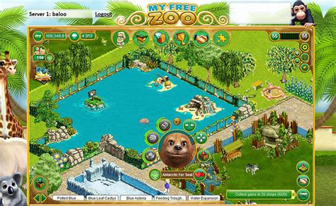 design your own zoo online game my free zoo the zoo browser game on upjers com