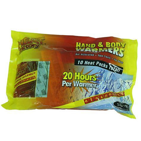 body comfort heat packs reviews heat factory hand and body warmer bonus pack 1964 2