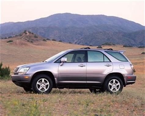 1999 lexus rx 300 review, ratings, specs, prices, and