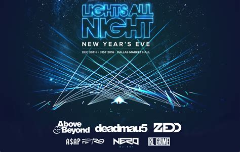 lights all night 2016 lineup lights all night 2016 event preview edm identity