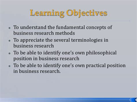 Quantitative Methods In Business Notes For Mba Pdf by Introduction To Business Research Methods