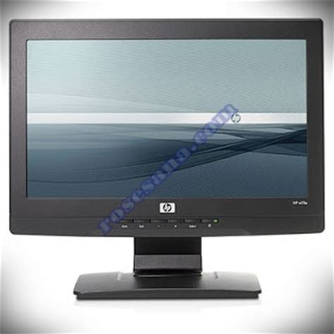 Monitor Lcd Hp 15 Inch 2r hardware electronics the hp w15e 15 inch widescreen lcd monitor