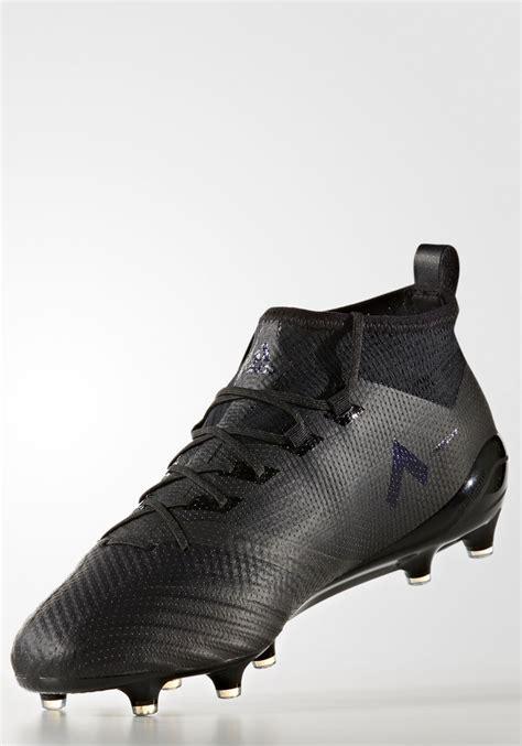 Adidas 2017 Ace 17 1 Primeknit Fg Football Soccer Cleats Green Black B football boots shoes adidas cleats ace 17 1 primeknit fg