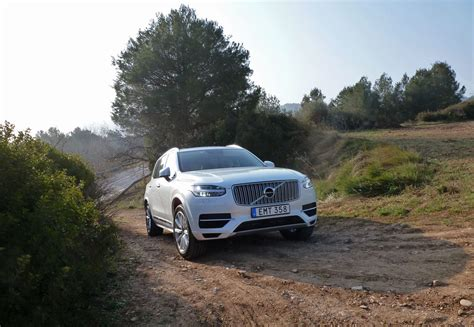 2016 Volvo Xc90 First Drive It Rocks The Luxury Suv