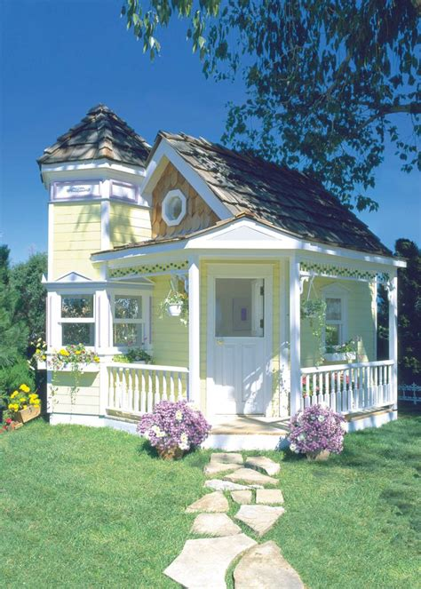 luxury playhouse kid friendly cottages