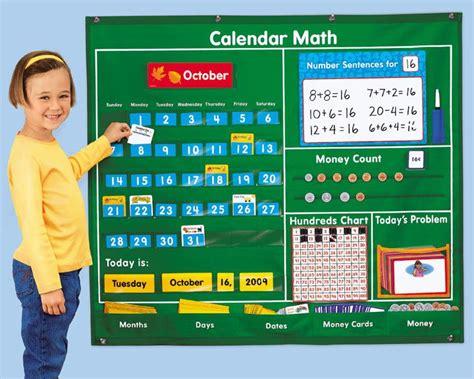 Calendar Math Elementary Calendar Math Center Classroom Ideas