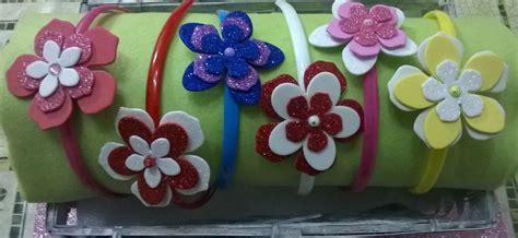 cerchietti per capelli con fiori cerchietti capelli con fiori o farfalle gomma crepla