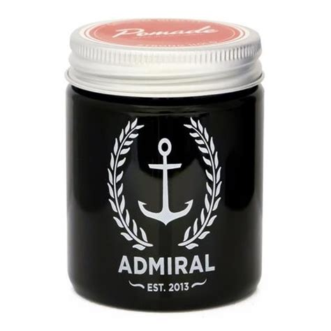 Pomade Admiral Strong Hold american pomade ultimate market