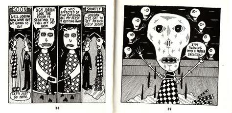 marc caro comics agony mark beyer