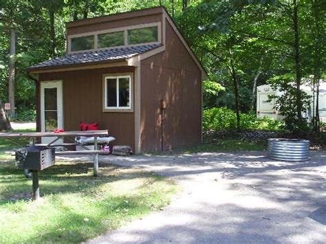 Lakeport State Park Cabins mini cabin 349 site picture of lakeport state park