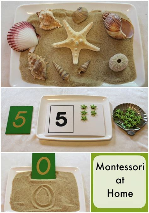 montessori at home activities living