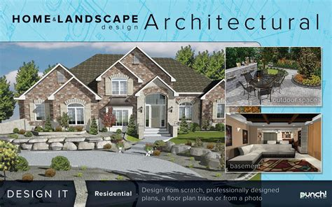 punch home design software free punch home landscape design architectural series v18