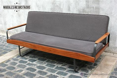 sofa cama vintage sof 225 cama vintage dise 241 o n 243 rdico a 241 os 50 escand comprar