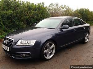 used audi a6 cars for sale with pistonheads