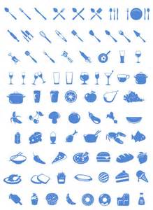 food and tableware psd icons food icons icons psd file